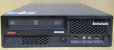 Lenovo Thinkcentre M58P 6136-B61 Core 2 Duo 4 GB 160 GB DVD RW PC E8400@3.00GHz