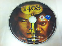 1408 DVD R2 PAL - Horror Occult Film - DISC ONLY in Plastic Sleeve