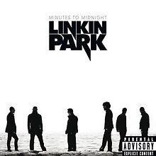 LINKIN PARK - Minutes To Midnight (Audio CD) - Brand NEW & Sealed