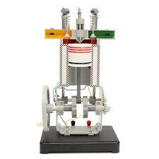 Diesel Engine Model 31009 Working Principle Of Internal Combustion Engine Test