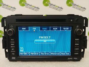 2009 - 2010 Unlocked Buick Chevy Navigation DVD CD Player Display Radio UZR
