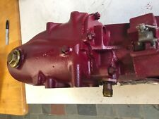 MG Early TD Transmission -RECONDITIONED