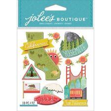 EK SUCCESS JOLEE/'S BOUTIQUE MEXICO STICKERS BNIP *LOOK*