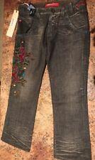 miss sixty jeans Super Vargot Black Wash Sz 31 Nwt