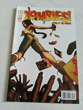 Zombies Eclipse Of The Undead #3 January 2007 IDW Comics