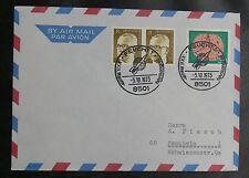 PHILATELIE COSMOS :  XXII RAUMFAHRTKONGRESSIN FEUCHT - 5 10 1973 - TBE