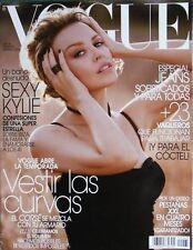 KYLIE MINOGUE * SPANISH VOGUE EXCLUSIVE * 2010 * HTF!