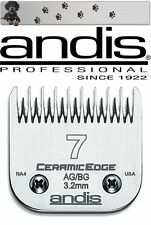 "ANDIS CERAMIC EDGE SCHERKOPF SIZE 7 3,2MM AESCULAP - MOSER - WAHL - OSTER""NEU"""