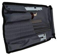 Cadena De Sierra Motosierra Afilar Kit C/W archivos, calibre plano, para todas las marcas