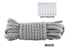 REFLECTIVE ROPE SHOELACES SAFTEY RUNNING 3M LACES NIKE ADIDAS BUY 2 GET 1 FREE