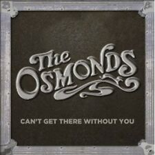 The Osmonds, The Osm - Can't Get There Without You [New CD]
