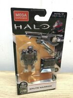 New MEGA CONSTRUX HALO INFINITE  SERIES 12 BRUTE WARRIOR