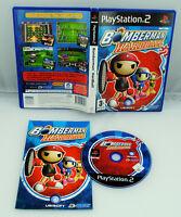 Jeu BOMBERMAN HARDBALL sur Playstation 2 PS2 CD REMIS A NEUF VF PAL