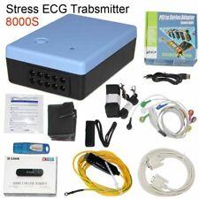 Contec8000s Stress Ecg Analysis System Wireless 12 Lead Ecg Recordpc Software