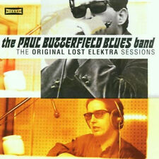 Paul Butterfield Blues Band-Original Lost Elektra sessions-CD