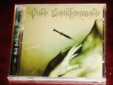 God Dethroned: The Toxic Touch CD 2006 Metal Blade Records USA 3984-14587-2 NEW
