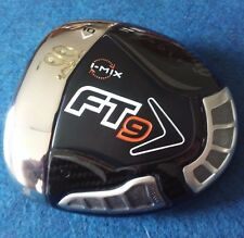 Callaway FT-9 FT9 FT 9 10 Degree Draw i-Mix Driver Head, Lefty. Head Only.
