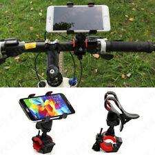 360° Universal Smartphone Fahrrad Halterung Handy Bike Lenker Halter Holder NEU
