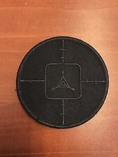 TAD Gear Triple Aught Design Black Reticle Patch