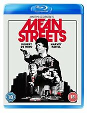 Mean Streets [Blu-ray] [DVD][Region 2]