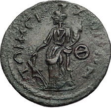 TERMESSOS MAJOR in PISIDIA 2-3CenAD Zeus Tyche Genuine Ancient Greek Coin i58326