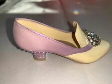 Raine Willitts Just the Right Shoe 1998 Jeweled Heel Pump Item 25011 Collectible