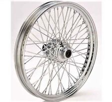"60 SPOKE 21"" FRONT 21 X 3.25"" WHEEL HARLEY SOFTAIL FXST FXSTC DEUCE NIGHT TRAIN"