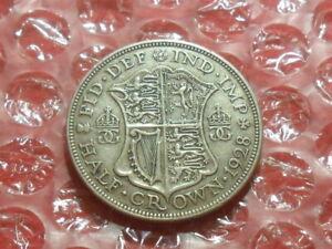 1928 George V half-crown.