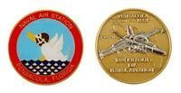 Challenge Coin U.S. NAVY NAS PENSACOLA CHALLENGE COIN