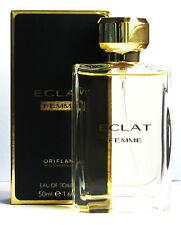 ORIFLAME Eclat Femme Eau de Toilette Natural Spray 50ml - 1.6oz