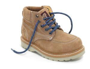 Kinderschuhe Lederschuhe Goliat Mexiko Mädchen Jungs Schuhe Schnürschuh Braun 31