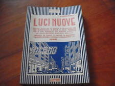 ULIVO, LUCI NUOVE , lavagnolo editore