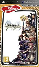 Dissidia 012 duodecim Final Fantasy for PSP Essentials SEALED NEW