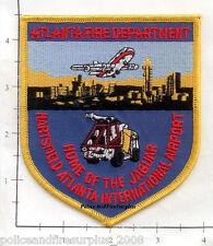 Georgia - Atlanta Hartsfield International Airport GA Fire Rescue Dept Patch