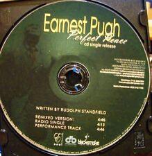 EARNEST PUGH - PERFECT PEACE - SINGLE CD, 2011