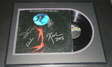 Kool and the Gang Group Signed 1974 Light of Worlds Framed Record Album Display