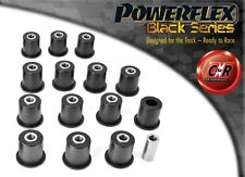 Lotus Elise Powerflex Black Front & Rear Wishbone Bushes PF34-201BLK