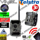 3G Trail Camera Home Security Hunting Scouting Cam Wireless IR No Spy Hidden