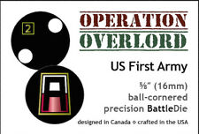 ASL- D-Day Series- US First Army (Single Dice)