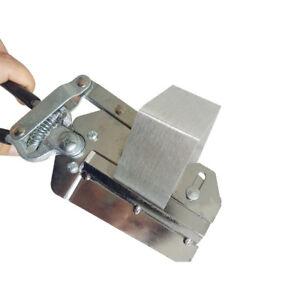 Handheld Metal Letter Bender Pliers Rapid Bending Tools Bending Machine Portable