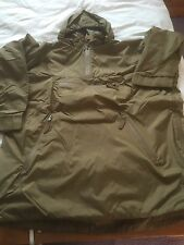 NEW,  BRITISH ARMY THERMAL LIGHTWEIGHT SMOCK BUFFALO , SIZE EXTRA LARGE, 190/110