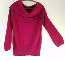 White House Black Market women Pullover Sweater Size L