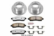 Power Stop K1890-36 Truck and Tow Z36 Brake Upgrade Kit