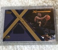 JAMES POSEY 2001/12 TOPPS XPECTATIONS NUGGETS JERSEY CARD