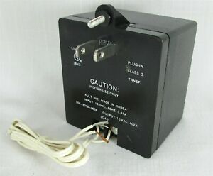 Ault AC Adapter 306-4018-000E 18Vac 40VA Plug In Wall with Screw Terminals