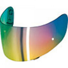 Shoei Visor CX1-V Rainbow Raid 2/XR1000/Multitec [Not Legal for Road Use]