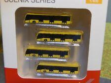 1/400 Herpa Scenix Airport Bus 4er Set 562591