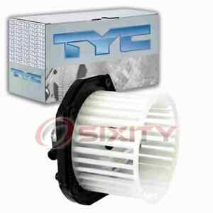 TYC Front HVAC Blower Motor for 1997-2000 Chevrolet C2500 Heating Air ah