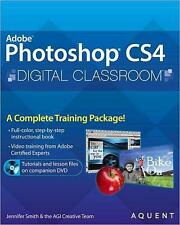 NEW - Photoshop CS4 Digital Classroom, (Book and Video Training)