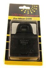 NIKON D300 LCD HOOD PROTECTOR NEW CAMERA
